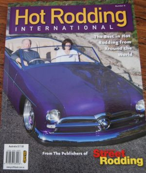 Hot Rodding Intenational 2