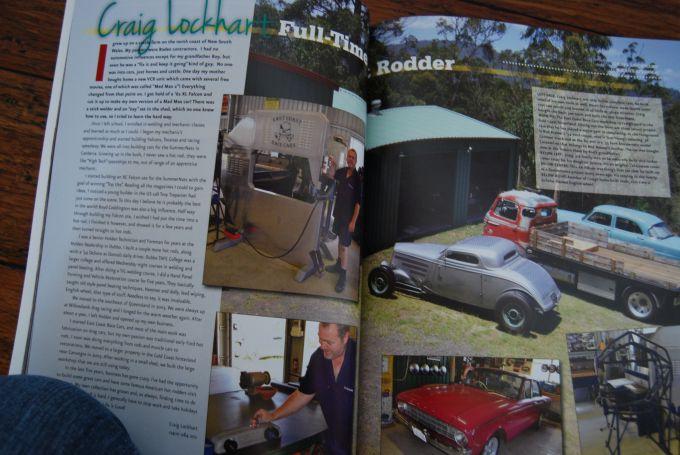 magazine coverage. Black Bedroom Furniture Sets. Home Design Ideas