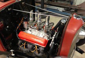 Paul Mortimer 1932 Ford Roadster 3